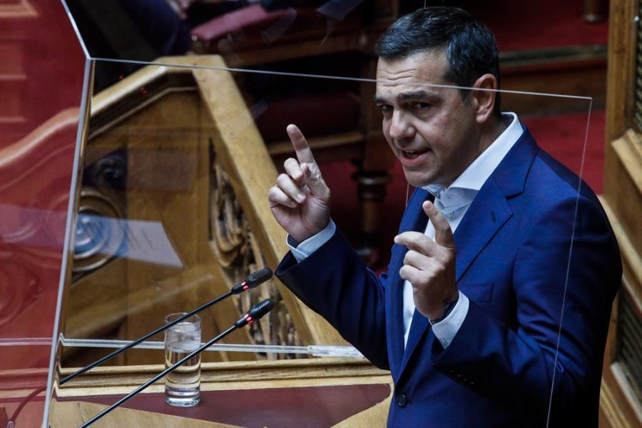 Αλέξης Τσίπρας: Οδηγείτε μία χώρα σε αδιέξοδο - Οι σημερινοί 40άρηδες θα γεράσουν απελπισμένοι και οι 20άρηδες θα φεύγουν αποκαρδιωμένοι