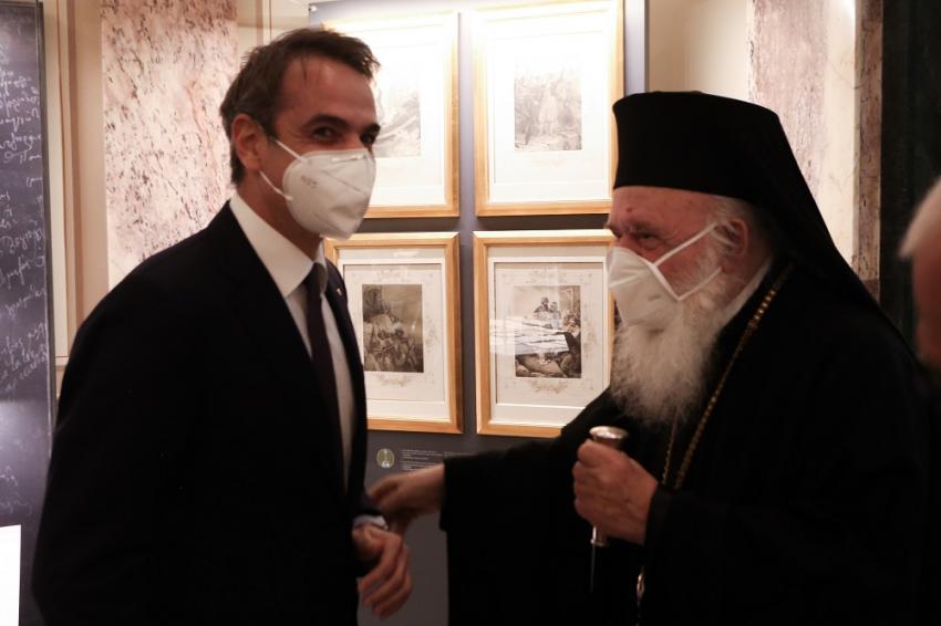 Συμφωνία Μητσοτάκη - Ιερώνυμου χωρίς τους Ειδικούς για τις εκκλησίες το Πάσχα