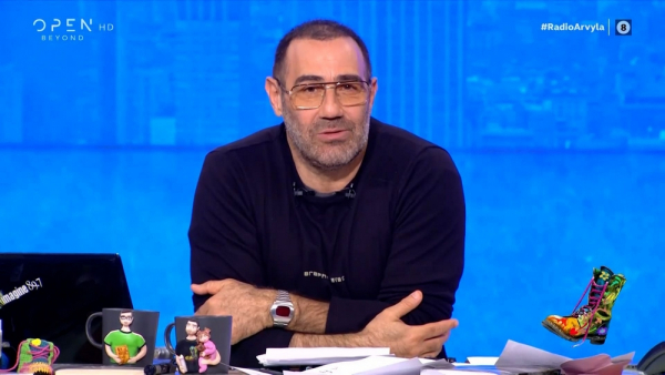 Ράδιο Αρβύλα: Προβλήματα λόγω των πολλών κρουσμάτων - Την κατανόηση του κοινού ζήτησε ο Κανάκης