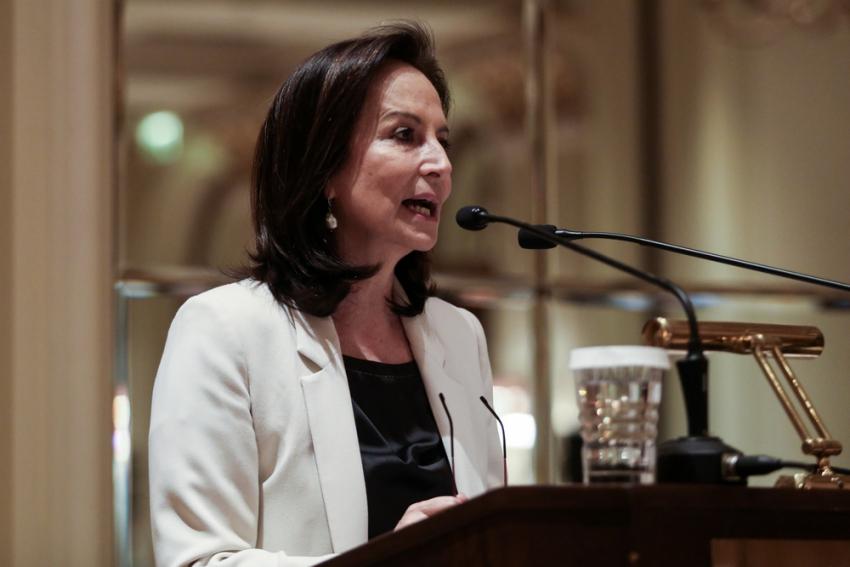 Αποσύρει την υποψηφιότητά της από τον ΟΟΣΑ η Άννα Διαμαντοπούλου