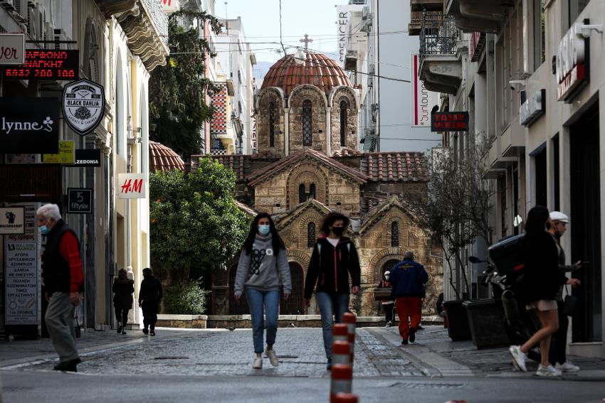 Πού εντοπίστηκαν τα 2.512 κρούσματα, όλες οι περιοχές: 760 στην Αθήνα, 264 σε Θεσσαλονίκη