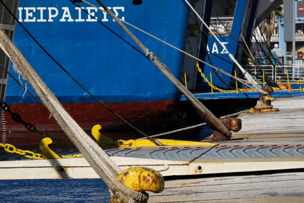 Δεμένα και σήμερα τα πλοία στα λιμάνια