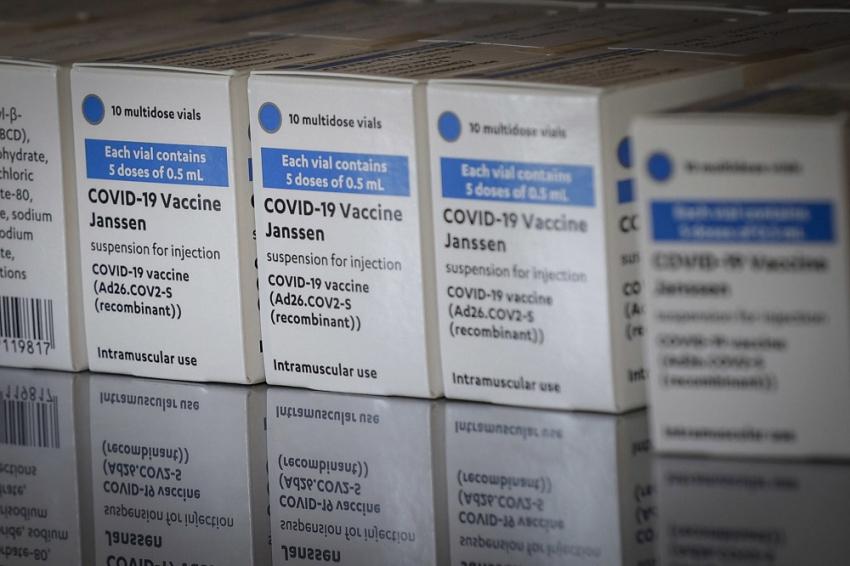 Απογοήτευση για τον εμβολιασμό μεJohnson & Johnson