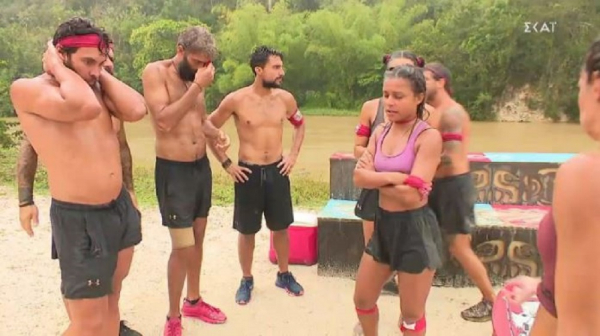 Survivor 2021: Αυτή η ομάδα κέρδισε στο σημερινό αγώνισμα