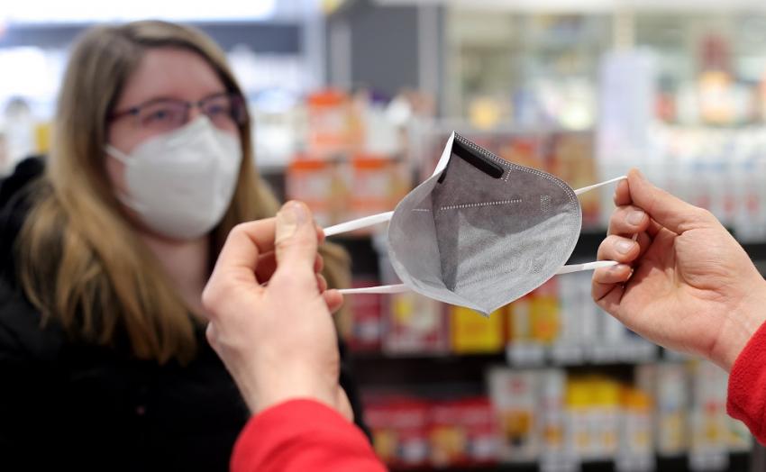 FFP2: Αυτή η μάσκα επιτρέπεται μόνο στην Αυστρία
