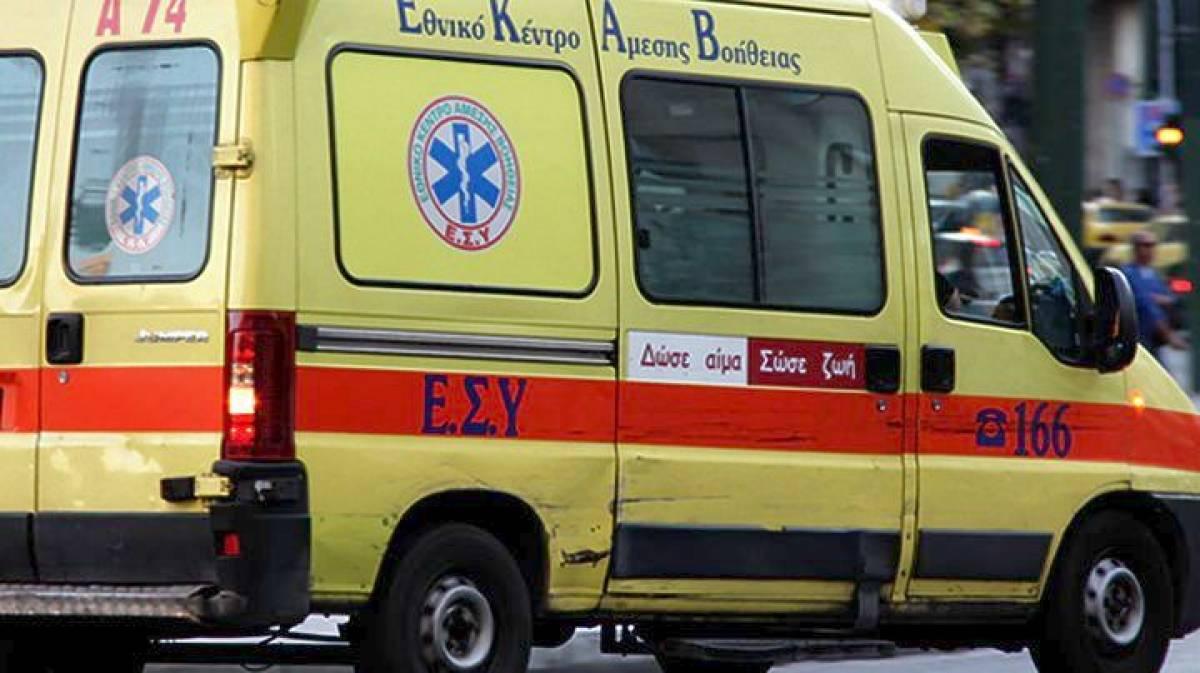 EKAB και Αστυνομία αρνούνται τη μεταφορά οροθετικού ασθενή