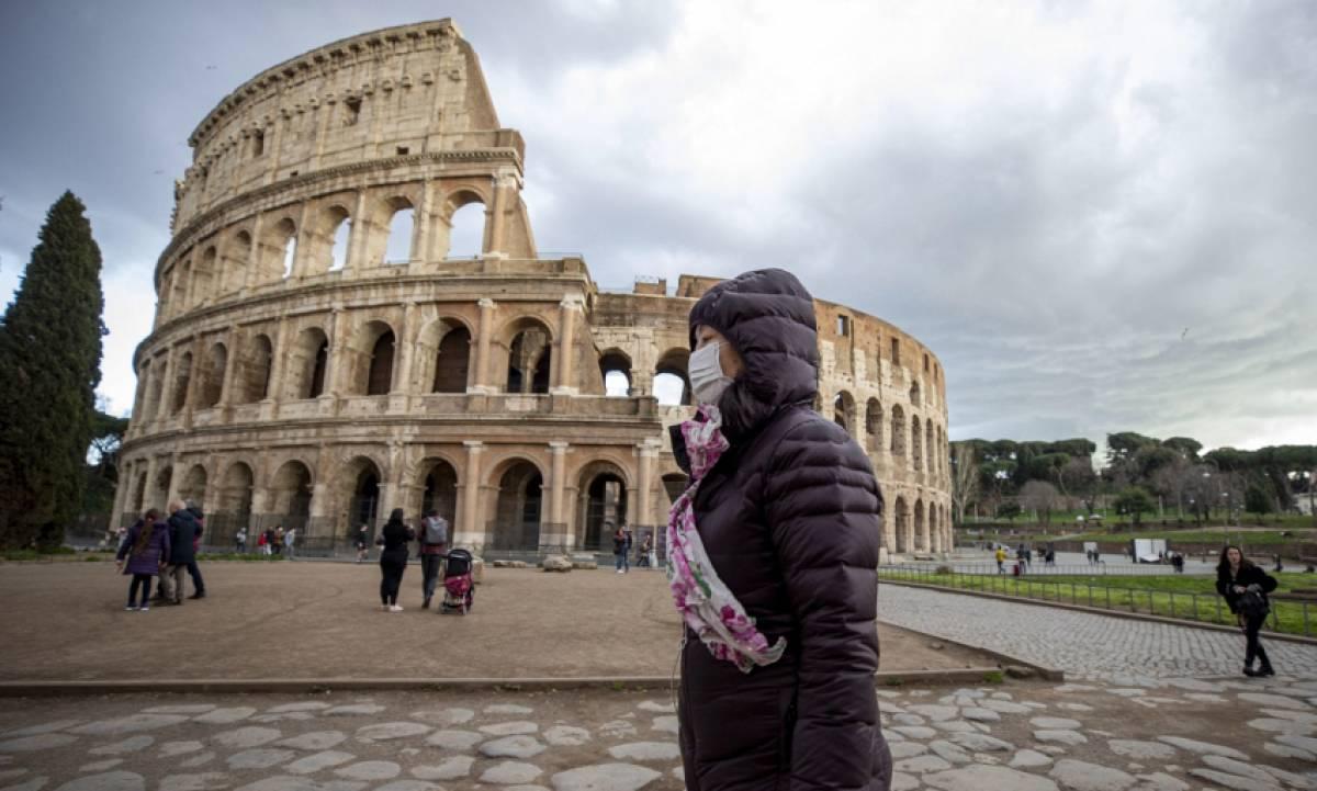 Αποτέλεσμα εικόνας για ιταλια κορονοιος