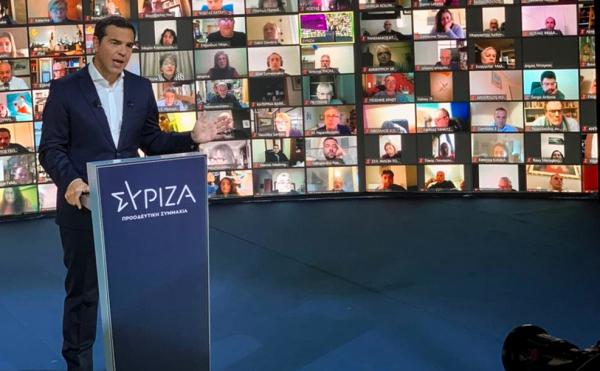 Το νέο ΕΣΥ του ΣΥΡΙΖΑ και τα μηνύματα Τσίπρα