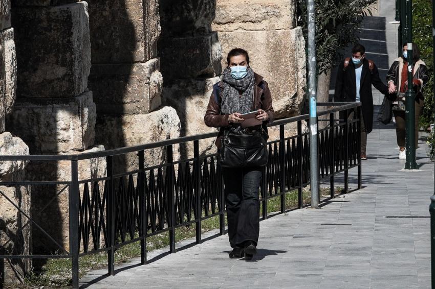 Πού εντοπίζονται τα 1.913 νέα κρούσματα, όλες οι περιοχές - 869 στην Αττική, 200 στη Θεσσαλονίκη