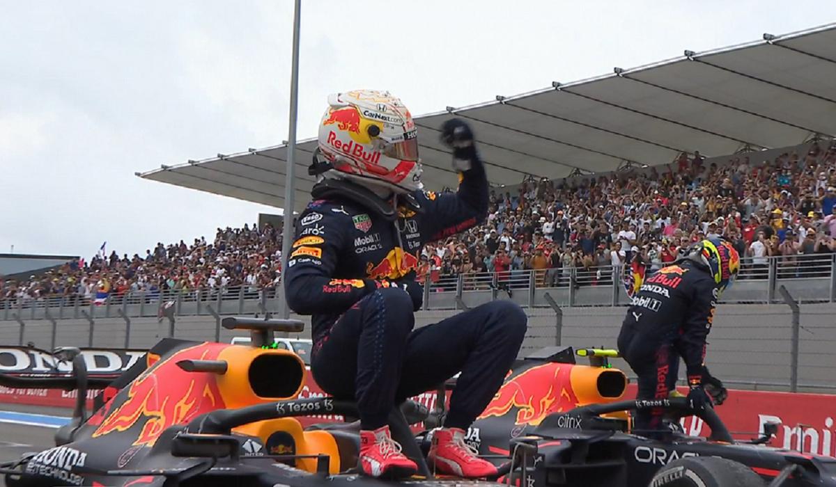 Γκραν Πρι Γαλλίας: Ασταμάτητος ο Φερστάπεν – Εντυπωσιακή εμφάνιση από την Red Bull