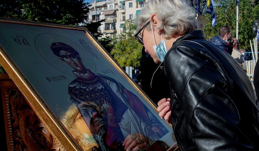 Αθηνά Λινού: Όταν ασπαζόμαστε την εικόνα ο κίνδυνος είναι ελάχιστος