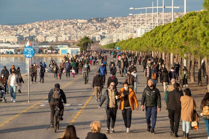 Θεσσαλονίκη: Αυξήθηκε το ιικό φορτίο - Τι δείχνουν τα λύματα