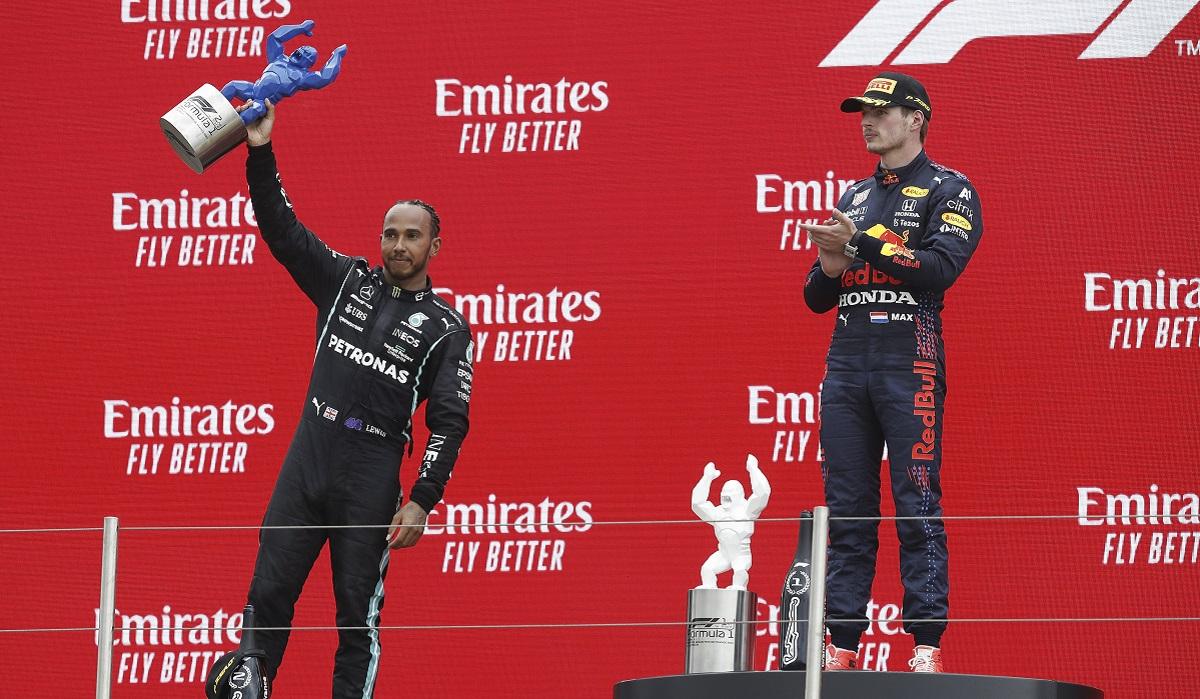 Formula 1: Φερστάπεν και Χάμιλτον δηλώνουν έτοιμοι για το Γκραν Πρι Στυρίας
