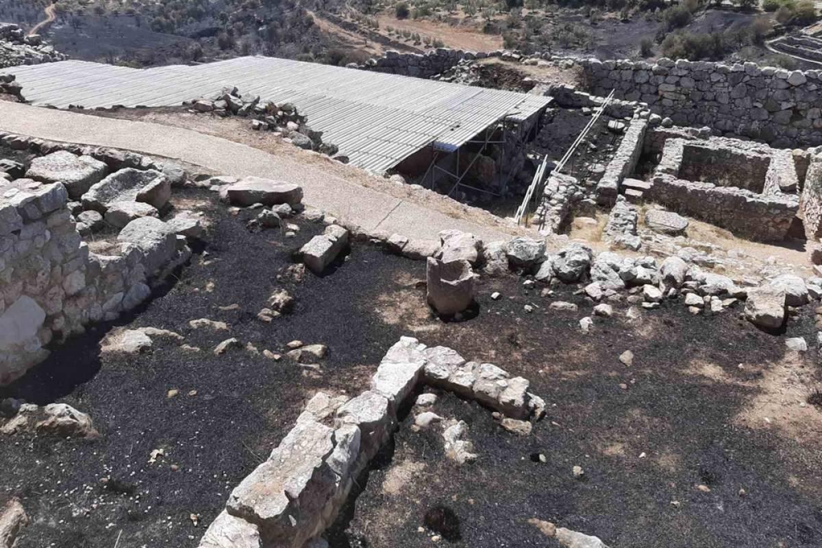 Ανοιχτός για το κοινό ο αρχαιολογικός χώρος στις Μυκήνες - ΣΥΡΙΖΑ: Νομίζουν πως μιλούν σε ανόητους