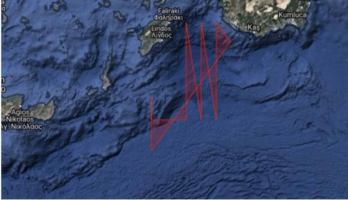 Αποτέλεσμα εικόνας για NAVTEX ανοιχτά της Ρόδου