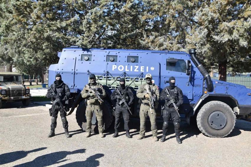 Έβρος: Τούρκοι πυροβόλησαν κατά περιπολικού της Frontex