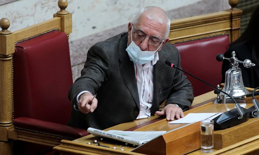 Κακλαμάνης για Φουρθιώτη: Ορθώς έφερε το θέμα ο ΣΥΡΙΖΑ στη Βουλή – Περιμένω την απάντηση Χρυσοχοΐδη