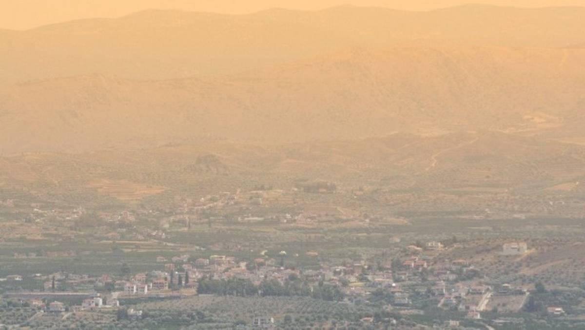 Καιρός: Βροχές και αφρικανική σκόνη στο μεγαλύτερο μέρος της χώρας