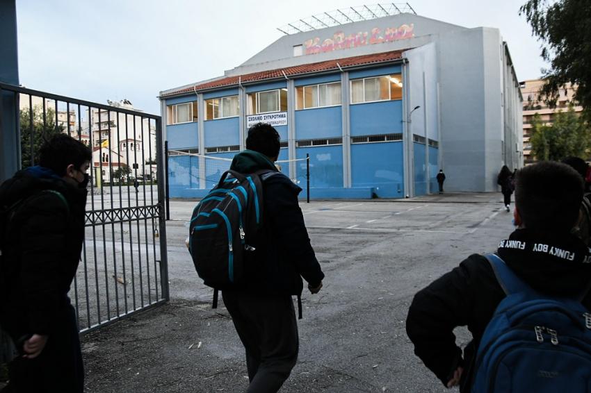Οριστικό: Ανοιγμα σχολείων από τις 12 Απριλίου με self test