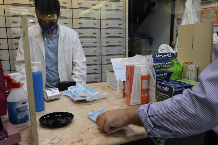Τέλος τα δωρεάν self test στην Αττική από τα φαρμακεία