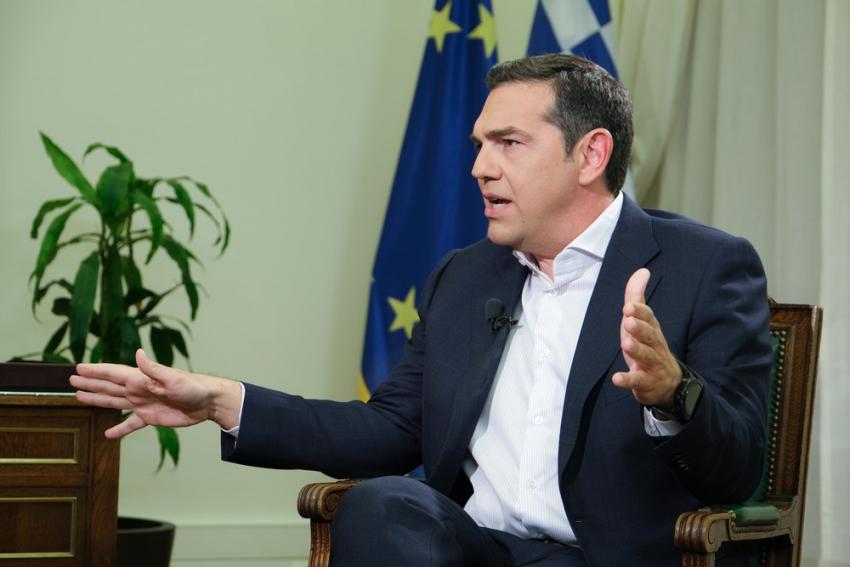Ο Τσίπρας παρουσιάζει το νέο ΕΣΥ - Ποιοι θα είναι δίπλα του