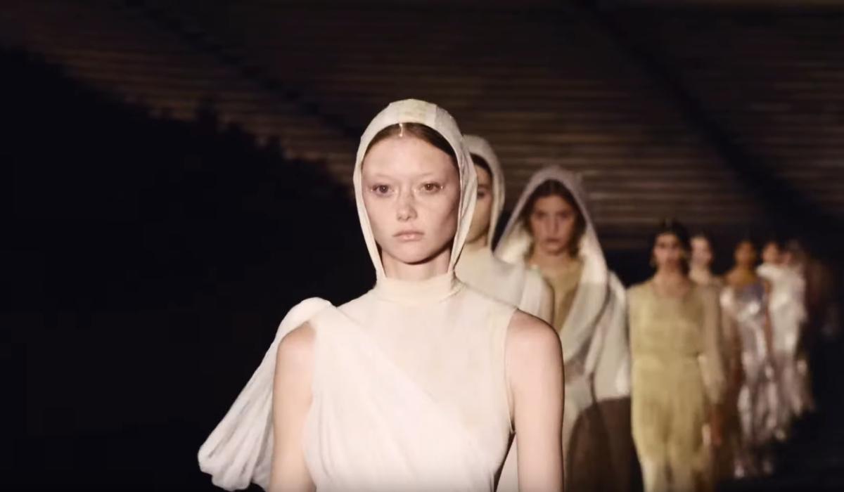 Dior: H φαντασμαγορική επίδειξη μόδας στο Καλλιμάρμαρο (LIVE EIKONA)
