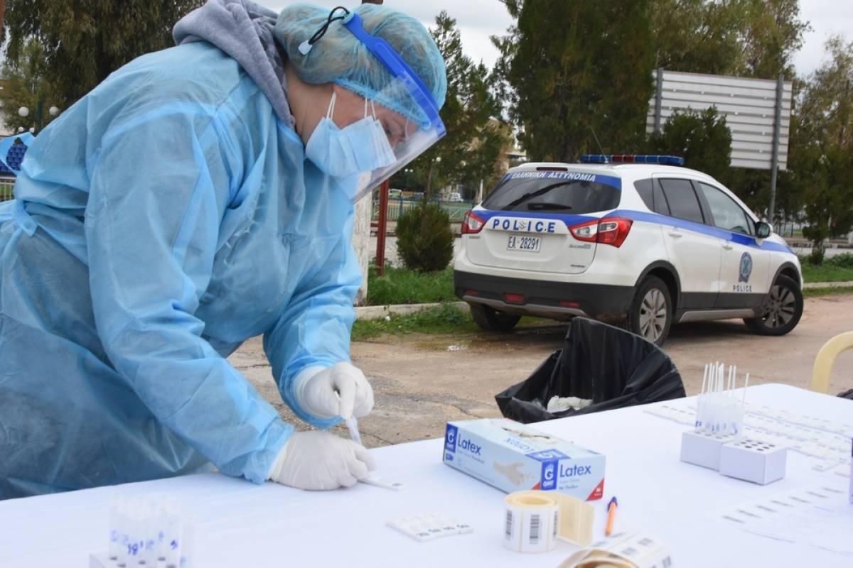 Συναγερμός για τα κρούσματα στην Κάλυμνο - Η «έκπληξη» που είχε προβλέψει η Αθηνά Λινού