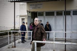 Δημήτρης Κουφοντίνας: Απερρίφθη το αίτημά του για αναβολή έκτισης της ποινής