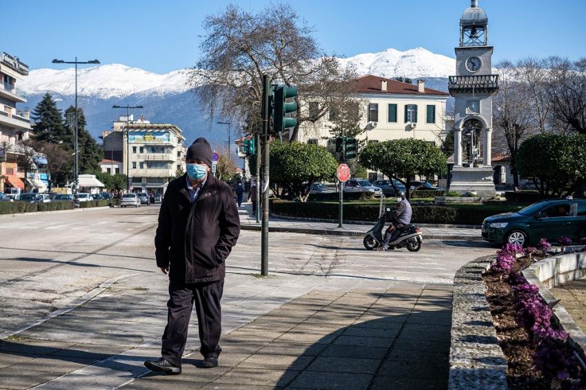 Σκληρό lockdown σε Ιωάννινα, Χαλκιδική και Βισαλτία Σερρών - Η εισήγηση των λοιμωξιολόγων