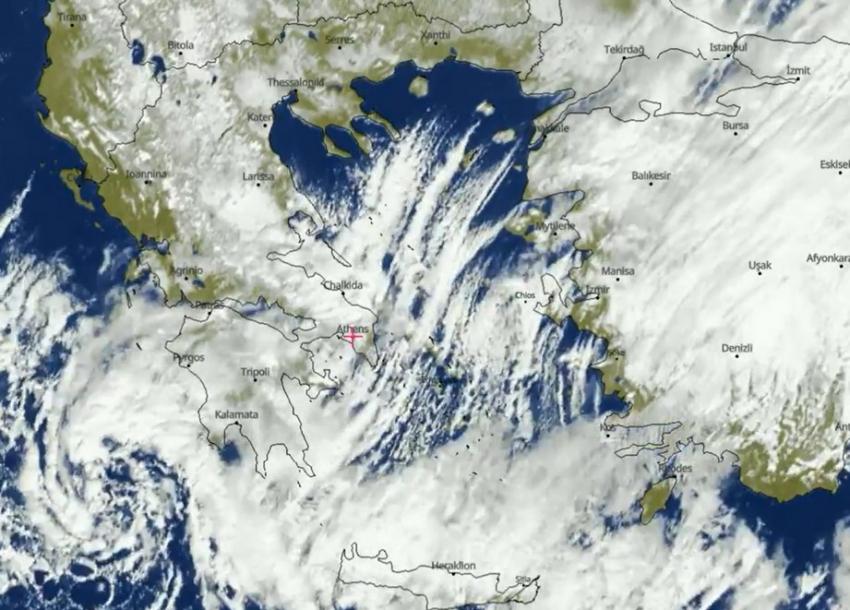 Κλέαρχος Μαρουσάκης: Τι είναι το Aegean Lake Effect που έφερε σφοδρό χιονιά