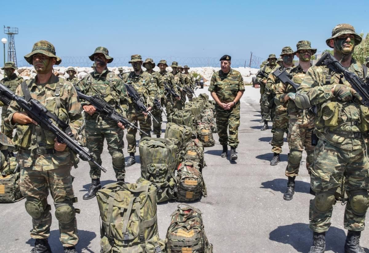Μόνο στο iEidiseis: Θέμα χρόνου η αύξηση της θητείας στο στρατό ξηράς στους 12 μήνες