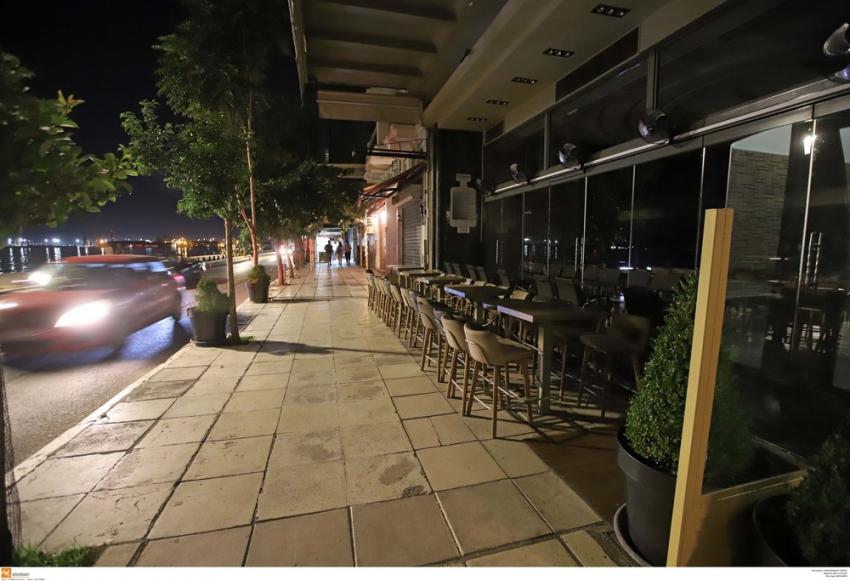 Κόβουν το ρεύμα σε κλειστά εστιατόρια και καφετέριες