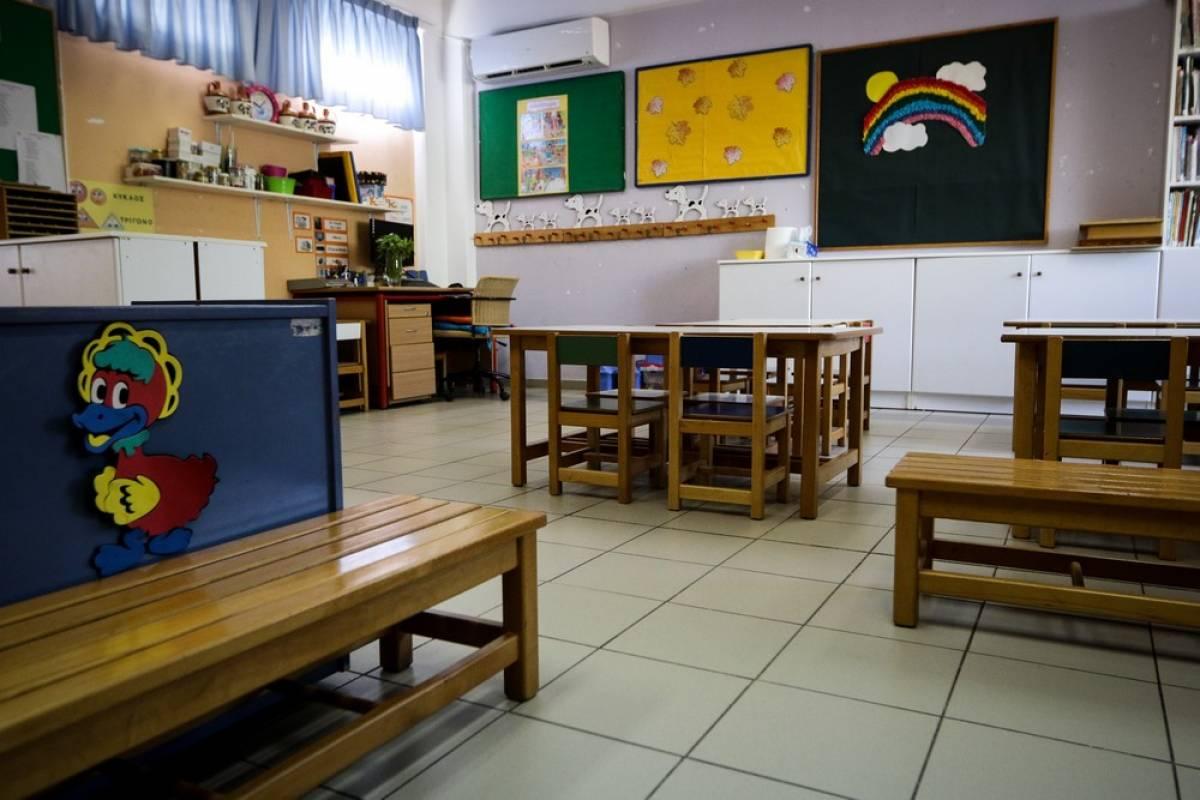 Οι παιδικοί σταθμοί ανοίγουν μαζί με τα δημοτικά σχολεία