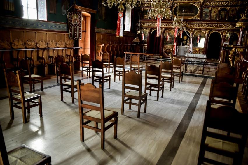 Πάσχα: Τι ζήτησε η Ιερά Σύνοδος για τη λειτουργία των εκκλησιών