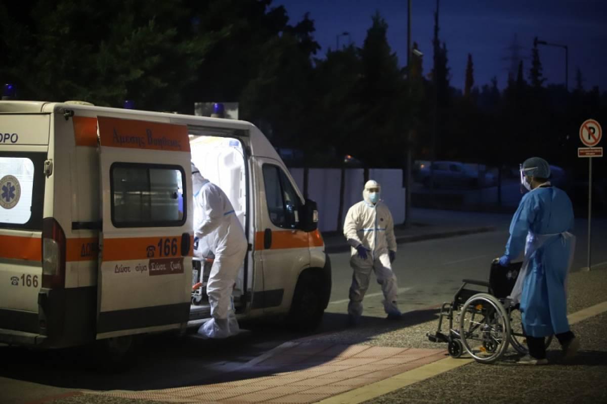 Κρούσματα σήμερα 8/12: Τραγωδία με 102 νεκρούς και 579 διασωληνωμένους - Η ανακοίνωση του ΕΟΔΥ
