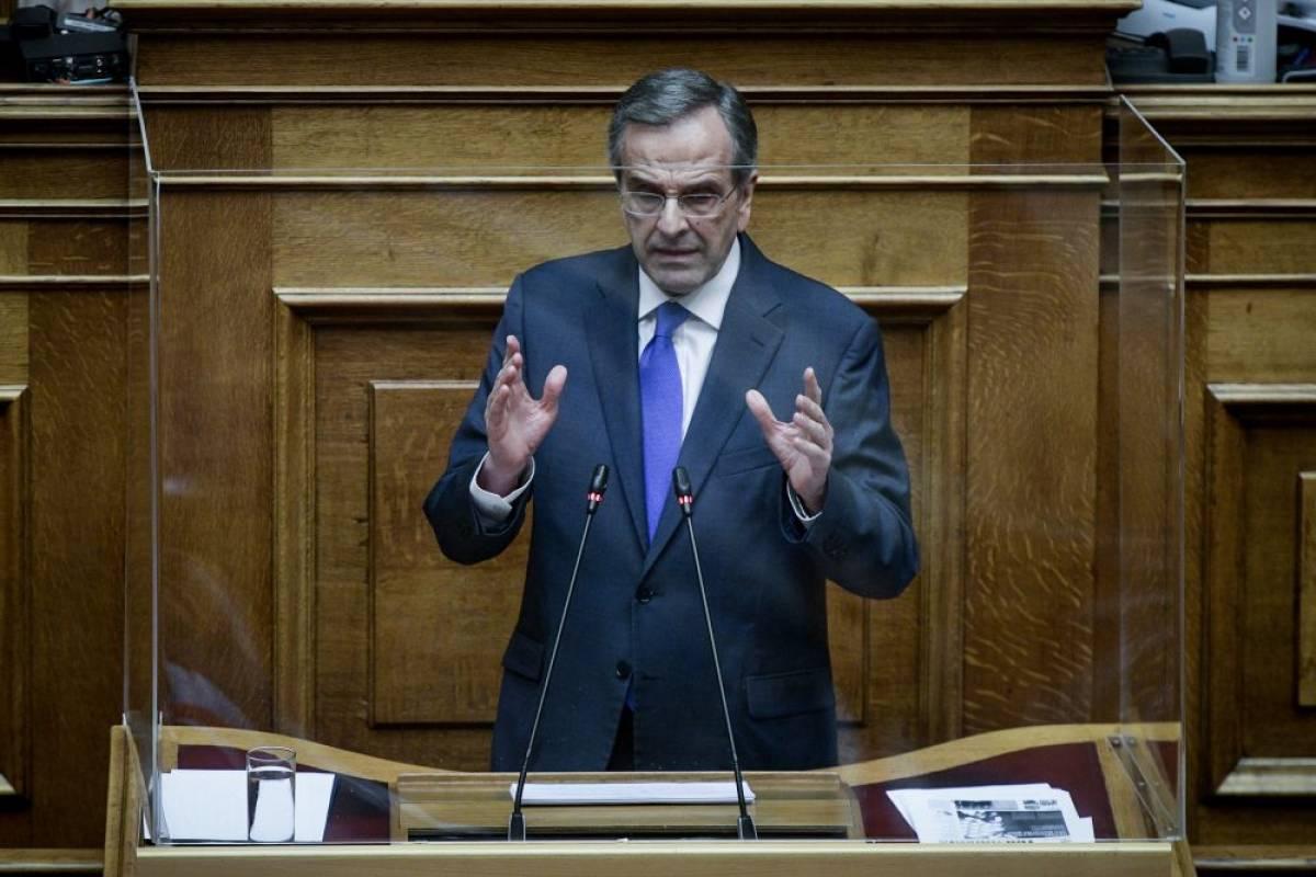 Τι θα κάνουν ο Σαμαράς και οι «μακεδονομάχοι» βουλευτές στη Νέα Δημοκρατία;
