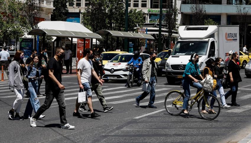 Πού εντοπίστηκαν τα 2.812κρούσματα, όλες οι περιοχές - 1.425 στην Αττική, 245 στη Θεσσαλονίκη