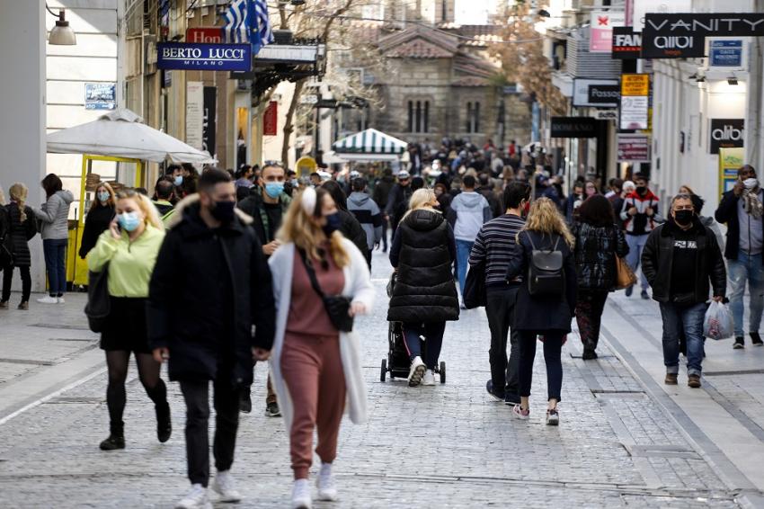 Νέα μέτρα: Μετακίνηση εκτός νομού από 14/5, καταργούνται τα SMS