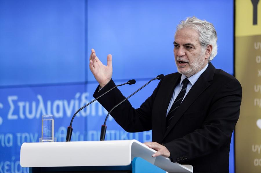 Χρήστος Στυλιανίδης για υπουργός Πολιτικής Προστασίας?