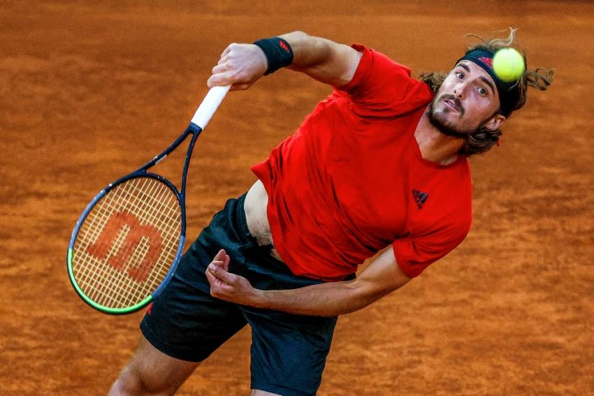 Madrid Open: Αποκλείστηκε στους «16» ο Τσιτσιπάς