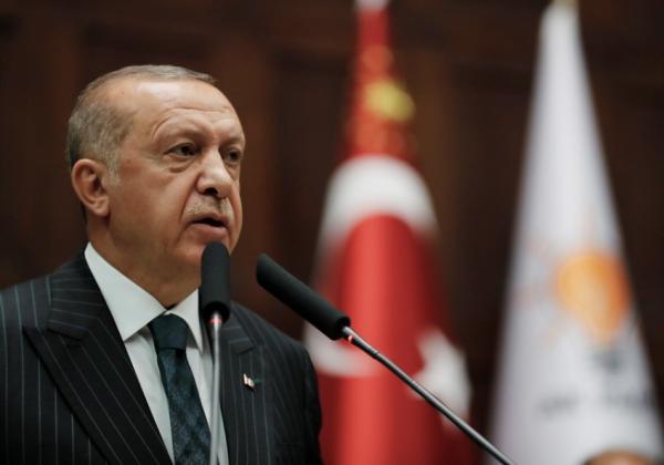 Ερντογάν: Ο Τσαβούσογλου έβαλε στην θέση του τον Δένδια